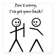 Image result for i've got your back