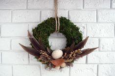 #Easter_moss_wreath #Easter_front_door_decoration