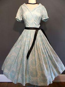 Anne Fogarty Dress Ebay
