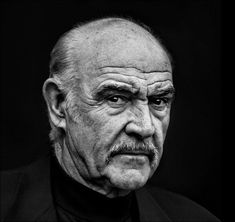 Yes, age is not an issue, 'cause sexiness and powerful presense come from within. Portrait of Sir Sean Connery by London Photographer Chris Gloag Face Drawing Reference, Face Photography, Celebrity Photography, Photography Portraits, London Photographer, Sean Connery, Face Expressions, Celebrity Portraits, Photo Story