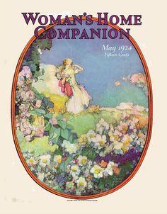 Woman's Home Companion magazine, 1924 May, by Albert Hencke