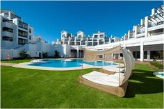 The Seaside XI Apartment in Estepona, The ideal place right on the beach Puerto Banus, Jacuzzi, Terrace Garden, Costa, Seaside, Mansions, Spain, House Styles, Beach