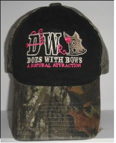 Camo hat for the huntress! Sold on Etsy!