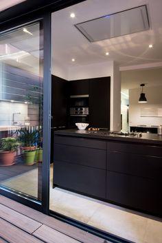Una cocina abierta e