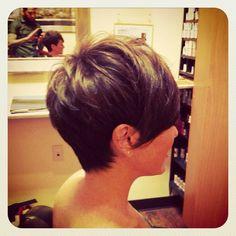New haircut??