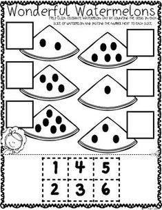Early finisher activities for kindergarten! Engaging reading and math worksheets perfect for the beginning of the school year!