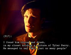 texts from the tardis