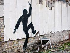 In Pripyat ghost town