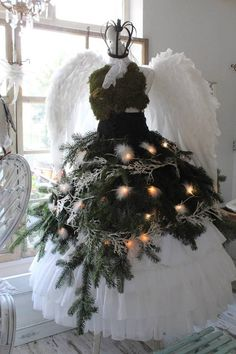 La robe de Noël - NGcréation