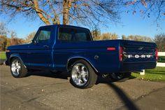 ford trucks old Custom Ford Trucks, Classic Ford Trucks, Old Ford Trucks, Old Pickup Trucks, Jeep Pickup, Ford Diesel, Diesel Trucks, 1979 Ford Truck, Ford Obs