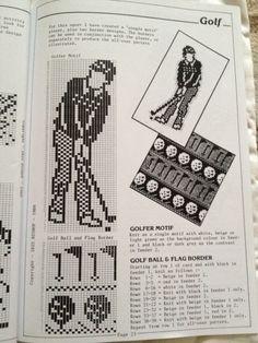 Xmas Stockings, Border Design, Knitting Patterns, Cross Stitch, Golf, Album, Sports, Knitting Machine, Colour Combinations