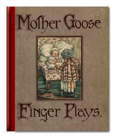 Mother Goose Finger Plays Homeschool Freebie Of The Day Fractured Fairy Tales