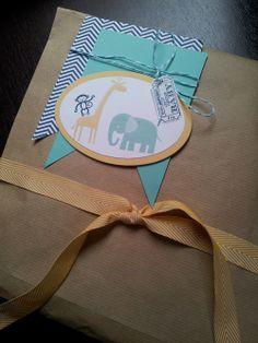Schnelle Geschenkverpackung