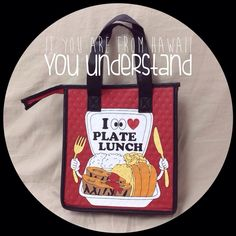 ⭐️2 for $15  HOT/COLD Reusable Bag NEW- lightweight, durable insulated bag. adorable design, perfect size for a lunch bag or gift bag. ecological and functional! folds flat and reusable!  perfect for yourself or as a gift!  height- 9 inches length- 8 inches width- 6 inches  pick any 2 items with ⭐️ for $15  please don't hesitate to ask questions. thanks for looking ☺️ Bags