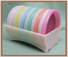 Vintage Tupperware Coasters