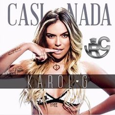 Karol G Releases Catchy New Single 'Casi Nada'; Watch Video Here! Fitbit Hr, Urban Star, Karaoke Songs, Latina, Videos, My Music, Wonder Woman, Singer, Actresses