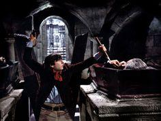 Roman Polanski in The Fearless Vampire Killers / Dance of the Vampires (Roman Polanski, 1967)
