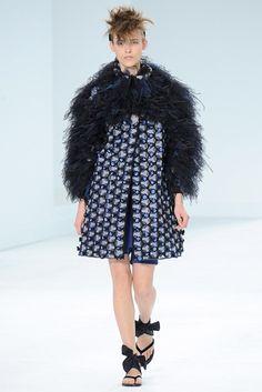 Chanel - Paris Haute Couture - Otoño/Invierno 2014-2015