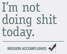 Yup. Mission accomplished