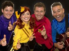 Yellow Wiggle Emma Watkins will be taking time out to have surgery for endometriosis. Picture: Chris Scott