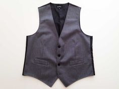 The Grunion Run : Groomsmen Shop - Gray Vest
