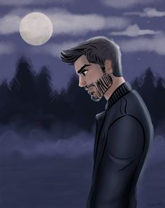Derek by ggns on DeviantArt