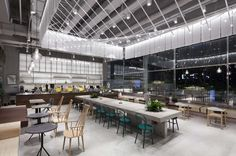 - Project : cafe SAPOON SAPOON - Designed by : Betwin Space Design (www.betwin.kr) - Design Director : Jung-gon Kim, Hwan-woo Oh - Design Team : Sun Kim, Hye...