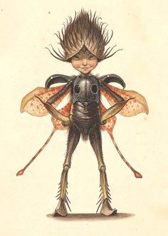 Toadshade, Arthur Spiderwick . http://spiderwick.wikia.com/wiki/Sprite