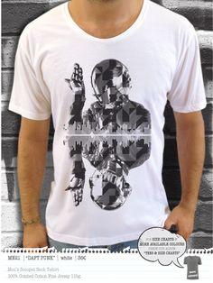 DAFT PUNK Men's t-shirt