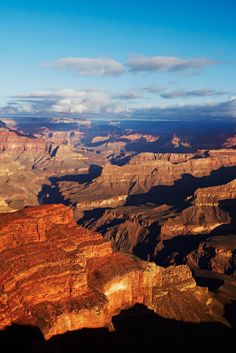 This picture: the magnificent landscape of Arizona's Grand Canyon, as viewed from the South Rim by Mark Read