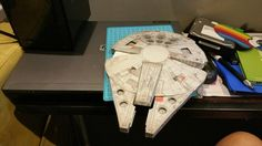 Building the Millenium Falcon