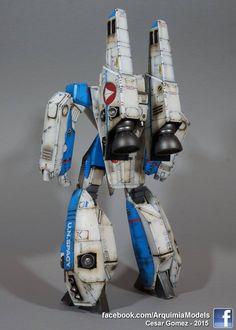 VF-1A Super Battroid 1:72 Max Robotech Macross