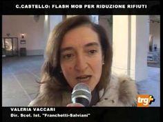 C.Castello: Flash Mob per riduzione rifiuti Video by TrgMedia Plus IV Industrial Revolution - IV Rivoluzione Industriale – SERR/EWWR 2015 - The European Week for Waste Reduction - La Settimana Europea per la Riduzione dei Rifiuti.Flash Mob i Ragazzi del Franchetti Salviani, Plastic Food Projetc e 3-DIFIC   @Ecodallecitta @2EWWR @EnviInfo @eHabitatit @menoRifiuti #serr2015 https://youtu.be/fkLwNvEe2-I