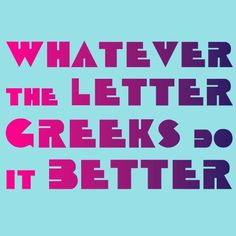 We Are The Social Life #greeksdoitbetter #greeklife #greekswag #theSocialLife #weareTSL