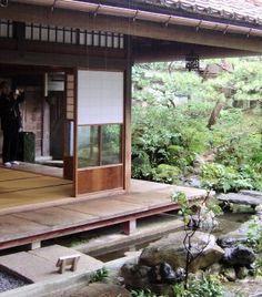 Edo period, Nomura House, Kanazawa, Japan