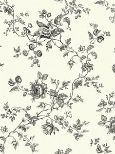 MT 40600 - Wallpaper | Vintage Cottage | AmericanBlinds.com
