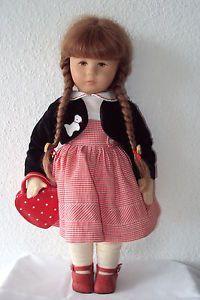 Käthe Kruse Puppe Pummelchen   eBay