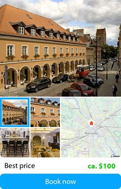 Hotel Le Regina (Warsaw, Poland) – Book this hotel at the cheapest price on sefibo.