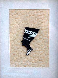 Rita Lulay Malsch, NEFERTITI on ArtStack #rita-lulay-malsch #art