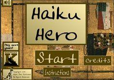 3 Fun Games to Teach Haiku Poems to Kids