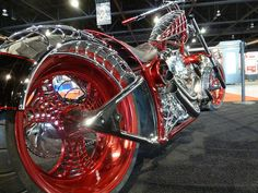 Paul Jr. Designs - International Motorcycle Show 2012 - Daytona, via Flickr.