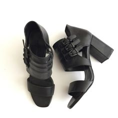 SALEZara shoes 20% OFF!!! It will be applied when you purchase.New with tag. EUR 37 US 6.5 Leather Zara Shoes