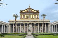 La Basilica di S. Paolo Fuori le Mura