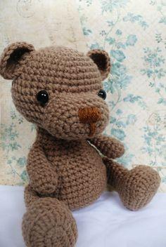 Hey, I found this really awesome Etsy listing at https://www.etsy.com/listing/95324978/teddy-bear-crochet-pattern-pdf