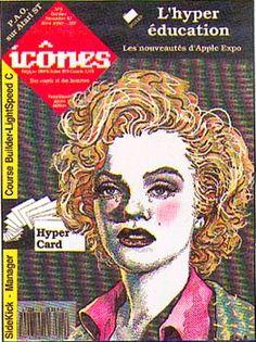 couverture 09 revue Icônes, des souris et des hommes by eric.delcroix, via Flickr