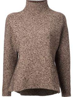 Scanlan Theodore melange cocoon sweater