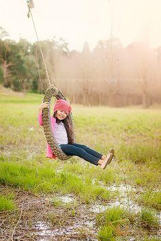 swinging into sunshine