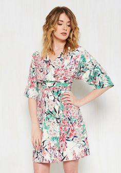 Beauty Is In the Rise Dress   Mod Retro Vintage Dresses   ModCloth.com