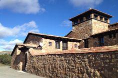 Hotel Masía la Torre, en Rubielos de Mora (Teruel) Una masía en plena montaña con un interiorismo sorprendente