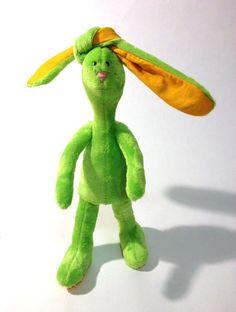 Children FUNNY Toy PLUSH Handmade Stuffed by FunnyToysHappyGifts, $26.00
